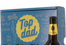 Coffret Top Dad - Saveur Bière