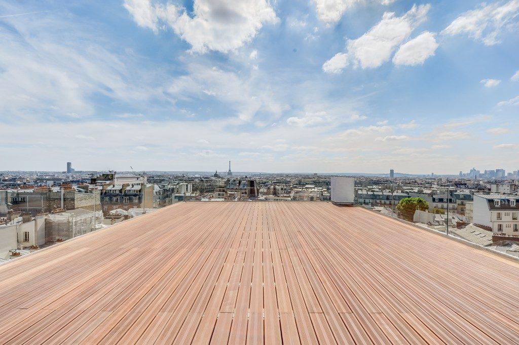 HyperNature Perrier-Jouët - Rooftop