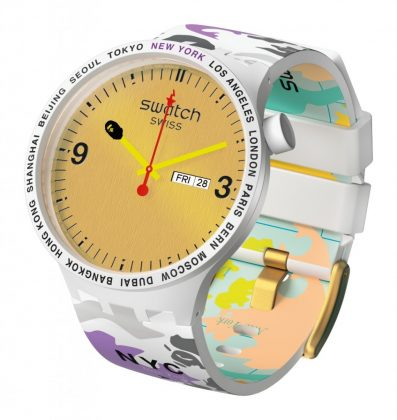 Swatch x Babe