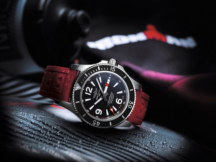 La Breitling Superocean Automatic 44 IRONMAN® Limited Edition