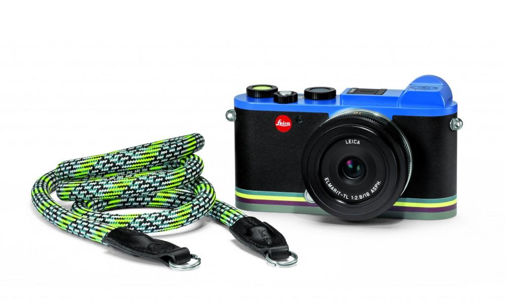 Leica CL édition Paul Smith