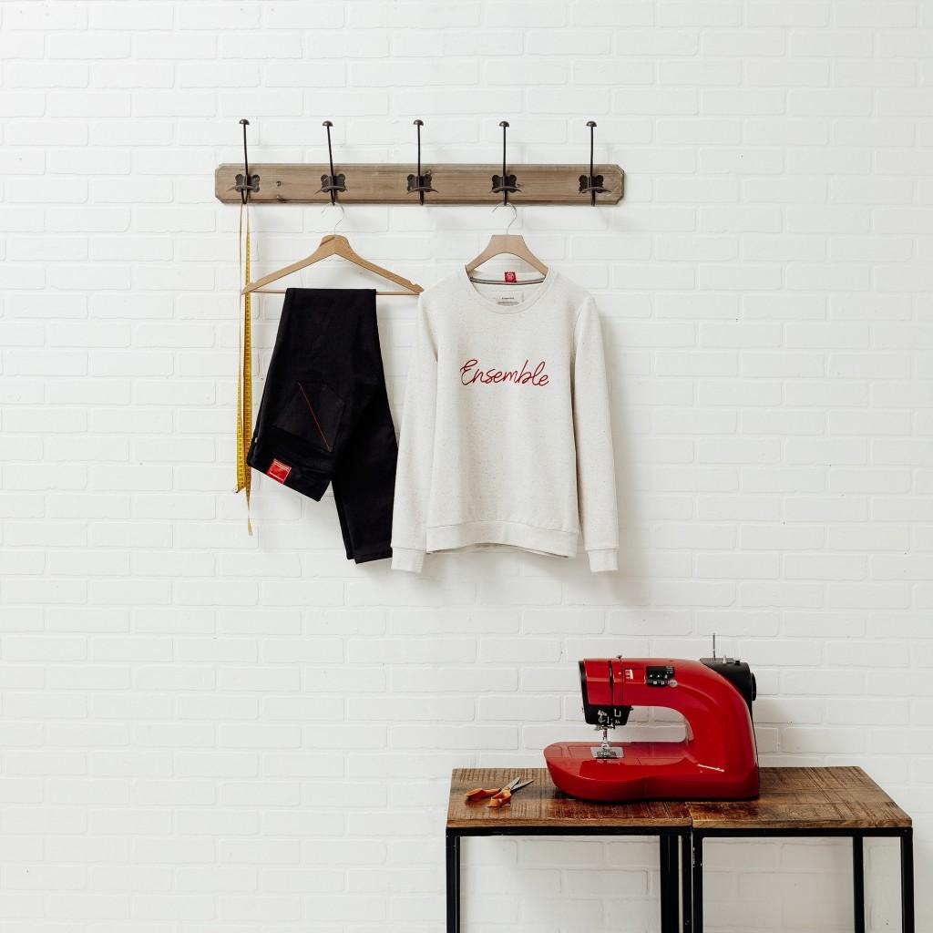 Collection capsule 1083 x La Gentle Factory
