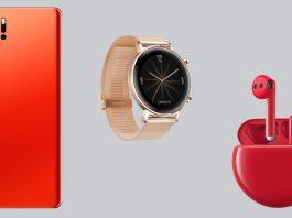 Huawei Saint-Valentin 2020
