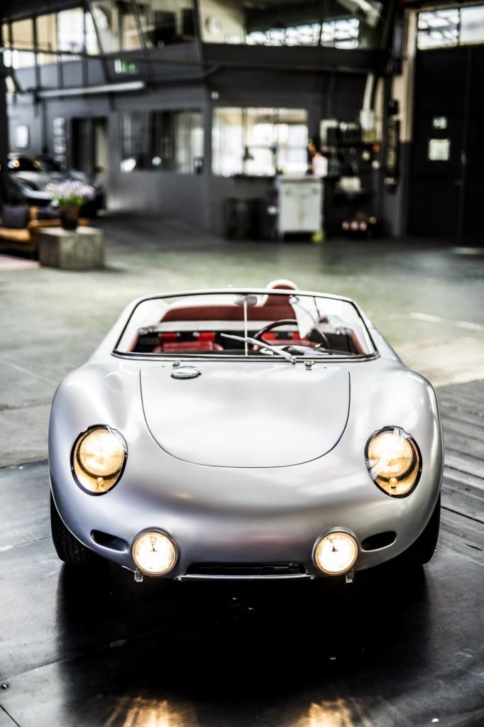 Porsche 718 RS 60 Spyder - Photographe : Rémi Dargegen