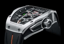 RM 40-01Automatic Tourbillon McLaren Speedtail