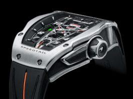 RM 40-01Automatic Tourbillon McLaren Speedtail
