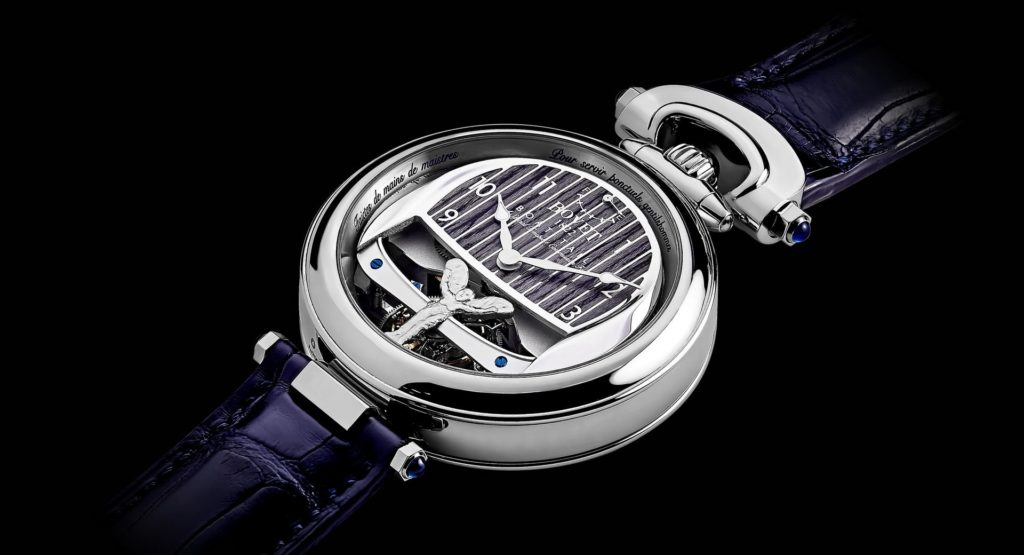 Design garde temps montre