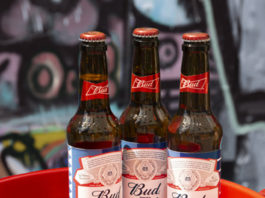 Bières Edition Limitée BUD X Koché