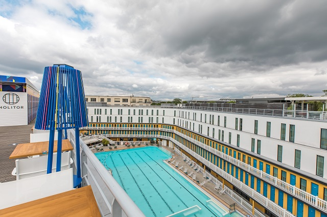 rooftop Molitor été 2021