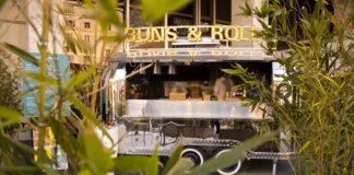Food Truck Hyatt Regency Paris Etoile Devanture