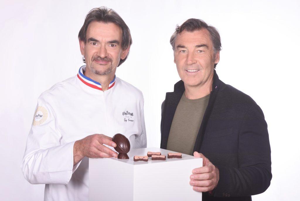 Guy Krenzer et Franck Mesnel