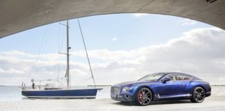 Bentley Continental GT V8 X Contest Yacht