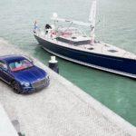 bentley et yacht
