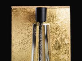La bouteille L'Orbe et La Maison Nordique, vodka infusée au caviar français
