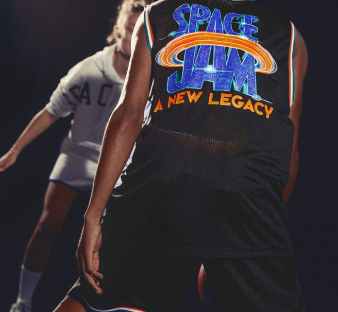 Space Jam: A New Legacy x Pull&Bear