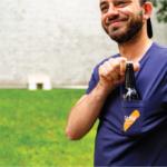 bière dans tee-shirt L.B.F